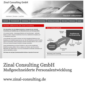 Zinal Consulting GmbH